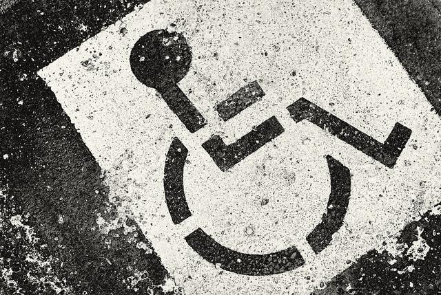 Les personnes handicapées victimes de discrimination