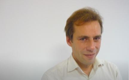Erwan AUDOUIT, responsable microcrédit au Crédit Coopératif