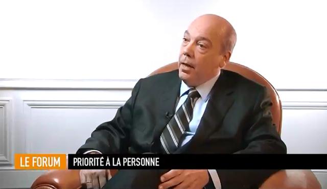 Claude Tarlet sur la prise en compte de la personne