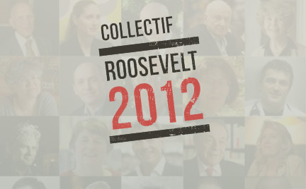 Collectif Roosevelt 2012