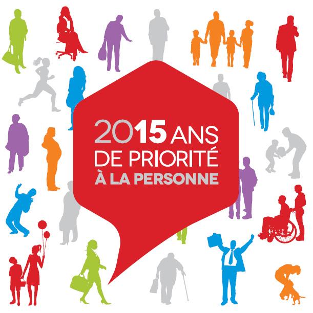 DOMPLUS : meilleurs voeux pour 2015