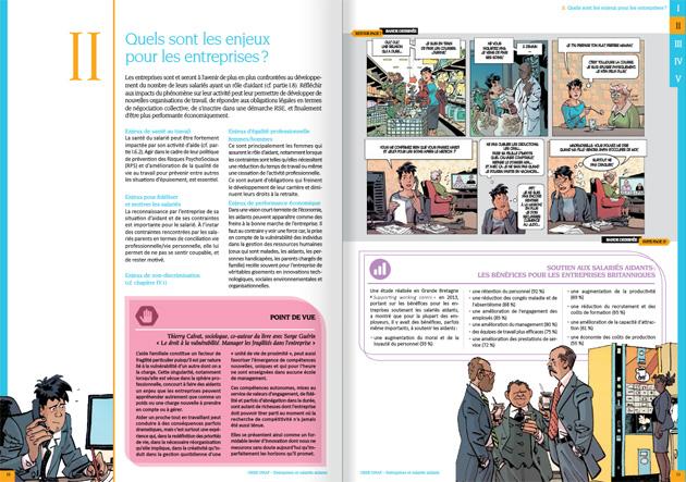 Un guide a destination des entreprises a été publié par l'UNAF et l'ORSE a l'occasion de la journée des aidants 2014.