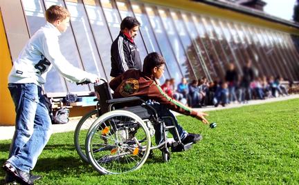 Scolarisation des jeunes handicapés