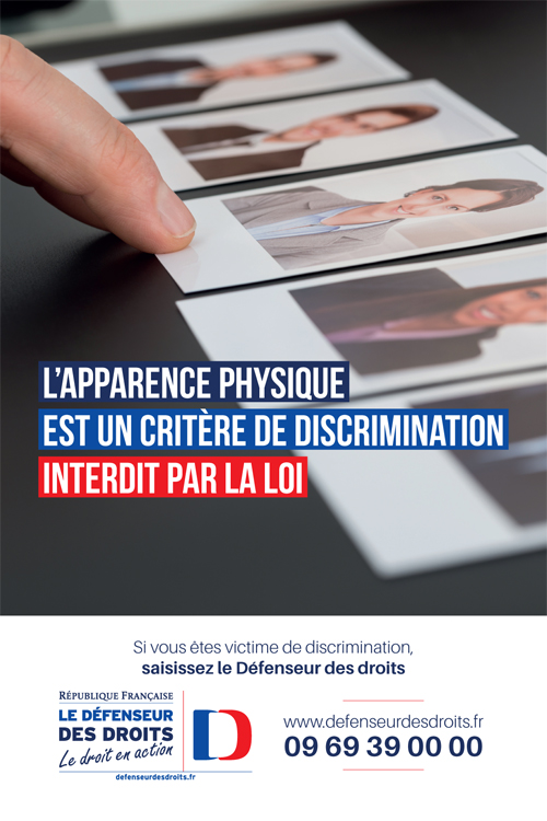 discriminations à l'embauche